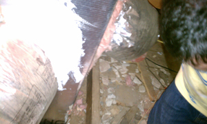 Ducts Insulation